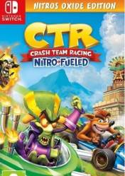 Buy Cheap Crash Team Racing Nitro-Fueled NINTENDO SWITCH CD Key