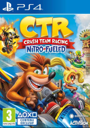 Buy Crash Team Racing Nitro-Fueled PS4