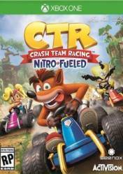 Buy Crash Team Racing Nitro-Fueled XBOX ONE CD Key