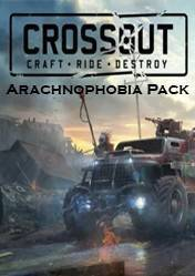 Buy Cheap Crossout Arachnophobia Pack PC CD Key