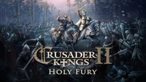 Crusader Kings 2 expansion Holy Fury is out now