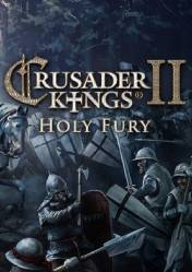 Buy Crusader Kings II: Holy Fury pc cd key for Steam