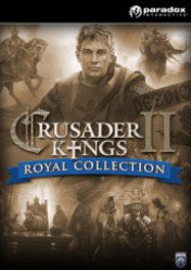 Buy Crusader Kings II Royal Collection pc cd key for Steam
