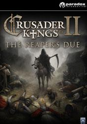 Buy Cheap Crusader Kings II The Reapers Due PC CD Key