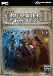 Buy Cheap Crusader Kings II Way of Life PC CD Key