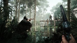 Crytek gives a little hint of the recommended PC specs for Hunt: Showdown