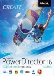 Buy Cyberlink Power Director 16 pc cd key