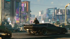 Cyberpunk 2077 unveils Official Art and all the Gang names