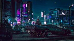 Cyberpunk 2077 won't change Steam for the Epic Games Store