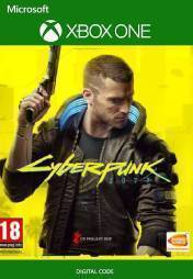 Buy Cyberpunk 2077 XBOX ONE CD Key