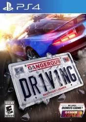 Buy Cheap Dangerous Driving PS4 CD Key