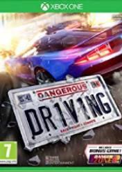 Buy Cheap Dangerous Driving XBOX ONE CD Key