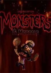 Buy Cheap Dark Deception Monsters & Mortals PC CD Key
