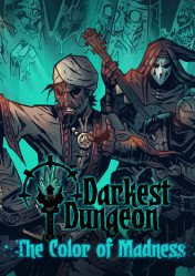 Buy Darkest Dungeon: The Color Of Madness pc cd key for Steam