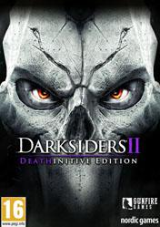 Buy Darksiders 2 Deathinitive Edition PC CD Key