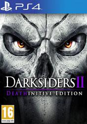 Buy Cheap Darksiders 2 Dethinitive Edition PS4 CD Key