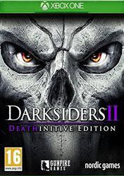 Buy Cheap Darksiders 2 Dethinitive Edition XBOX ONE CD Key