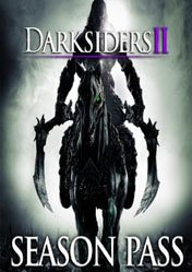 Buy Darksiders 2 Season Pass DLC PC CD Key