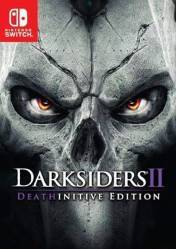 Buy Cheap Darksiders II Deathinitive Edition NINTENDO SWITCH CD Key