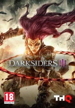 Buy Darksiders III pc cd key for Steam