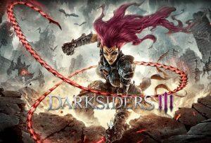 Darksiders III presents a 40 minute gameplay trailer at Gamescom