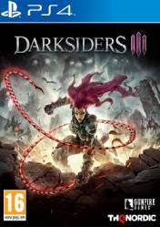Buy Darksiders III PS4