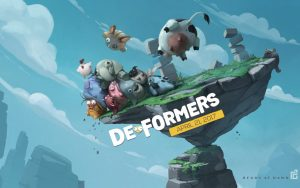 De-formers, from the creators of The Order: 1886, closes its servers on August 9