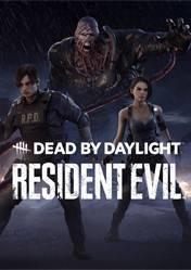 Buy Cheap DEAD BY DAYLIGHT Resident Evil Chapter PC CD Key