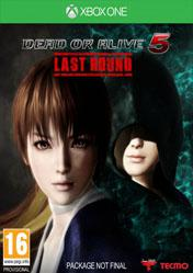 Buy Cheap Dead or Alive 5 Last Round XBOX ONE CD Key