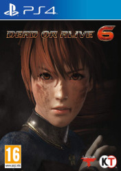 Buy DEAD OR ALIVE 6 PS4