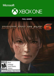Buy DEAD OR ALIVE 6 Xbox One
