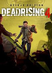 Buy Dead Rising 4 Deluxe Edition PC CD Key