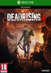Buy Cheap Dead Rising 4 XBOX ONE CD Key