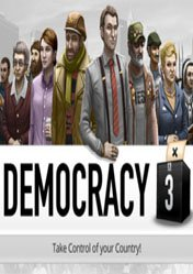 Buy Cheap Democracy 3 PC CD Key
