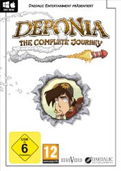 Buy Cheap Deponia The Complete Journey PC CD Key