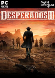 Buy Desperados 3 pc cd key for Steam