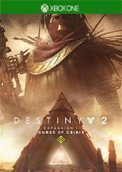 Buy Destiny 2 Expansion I: Curse of Osiris XBOX ONE CD Key