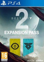 Buy Destiny 2 Expansion Pass PS4 CD Key