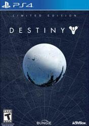 Buy Destiny Limited Edition PS4 CD Key