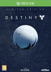 Buy Destiny Limited Edition XBOX ONE CD Key