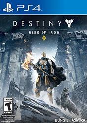 Buy Destiny Rise of Iron DLC PS4 CD Key