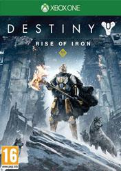 Buy Destiny Rise of Iron DLC XBOX ONE CD Key