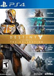 Buy Destiny The Collection PS4 CD Key