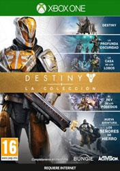Buy Destiny The Collection XBOX ONE CD Key