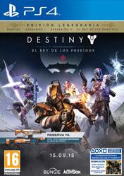 Buy Destiny The Taken King Legendary Edition PS4 CD Key