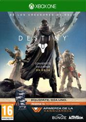 Buy Destiny Vanguard Edition XBOX ONE CD Key