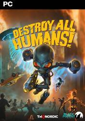 Buy Cheap Destroy All Humans PC CD Key