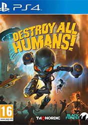 Buy Cheap Destroy All Humans PS4 CD Key