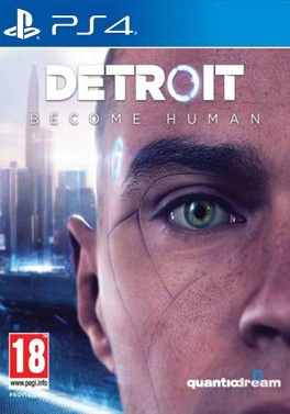 Buy Detroit: Become Human PS4 CD Key