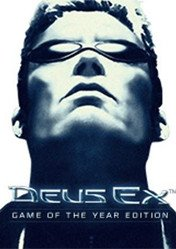 Buy Deus Ex Game of the Year Edition PC CD Key